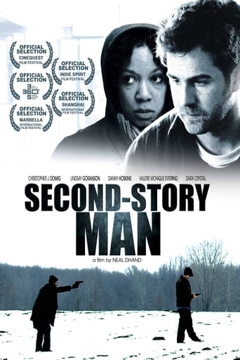 Poster of Second-Story Man