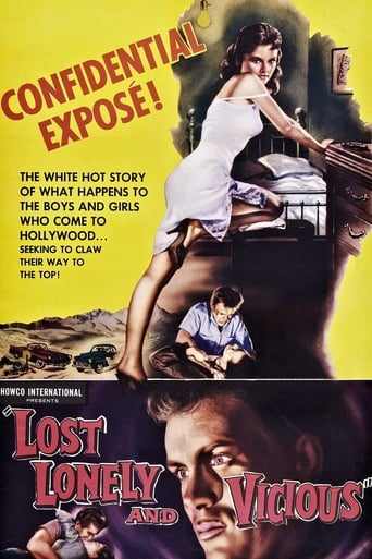 Poster of Lost, Lonely and Vicious