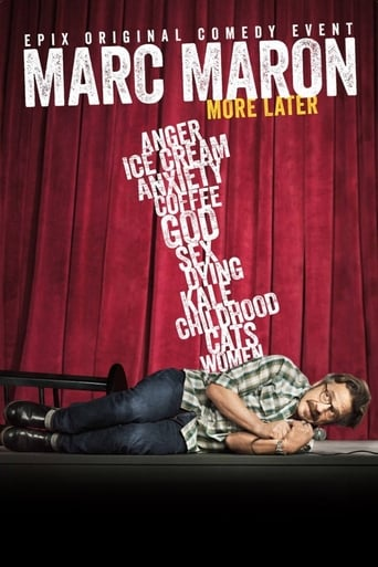 Watch Marc Maron: More Later Free Movie Online