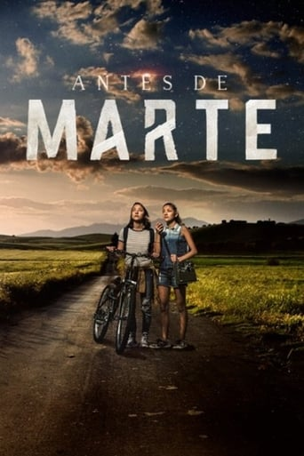Antes de Marte - Poster
