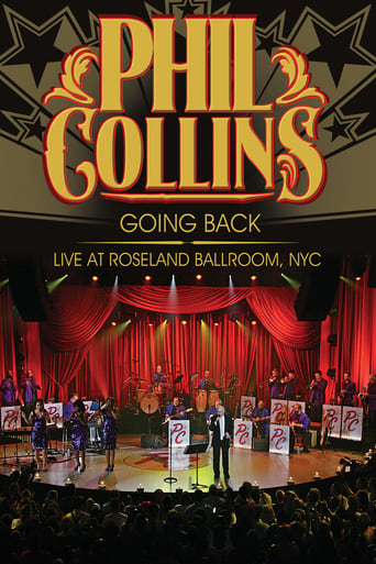Phil Collins - Going Back - Live at the Roseland Ballroom, NYC