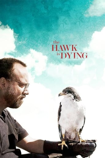 Poster of Dressé pour vivre - The Hawk Is Dying