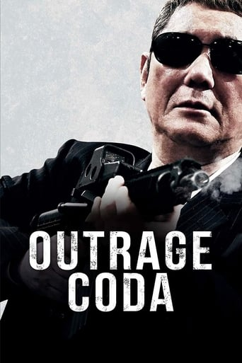 Poster of Outrage Coda
