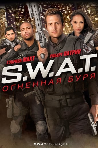 Poster of S.W.A.T.: Firefight