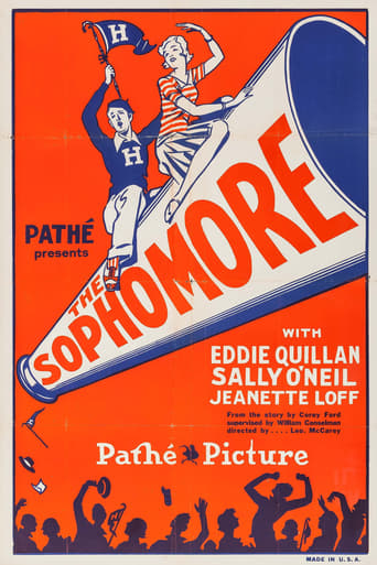 Poster of The Sophomore