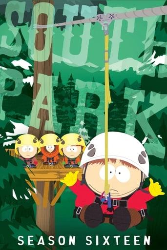 South Park 16ª Temporada - Poster