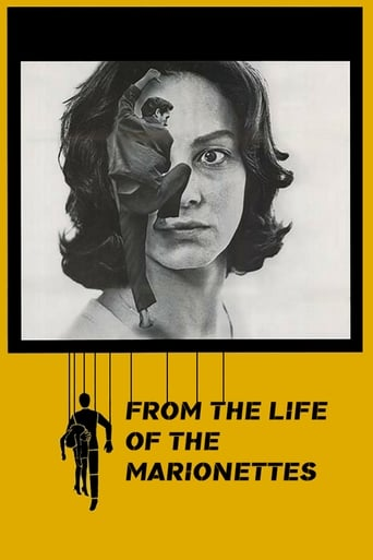 Watch From the Life of the Marionettes Free Movie Online