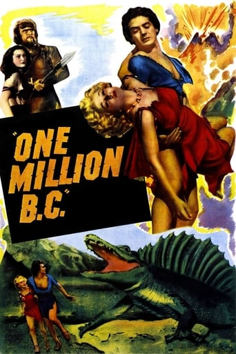 Poster of One Million B.C.
