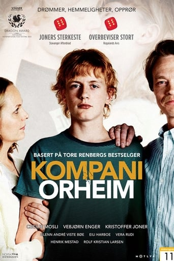 Poster of The Orheim Company