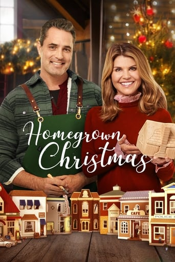 Poster of Homegrown Christmas