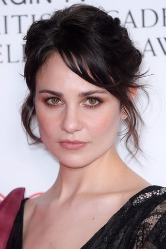 A picture of Tuppence Middleton