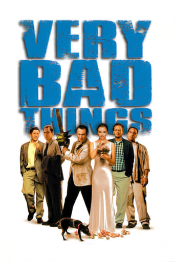 Poster of Very Bad Things