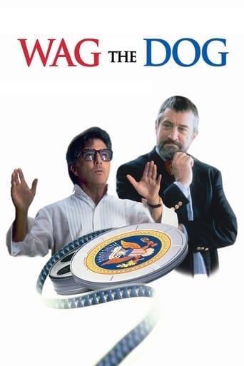Wag the Dog - Wenn der Schwanz mit dem Hund wedelt - Komödie / 1998 / ab 12 Jahre