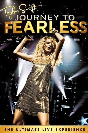 Poster of Taylor Swift: Journey to Fearless