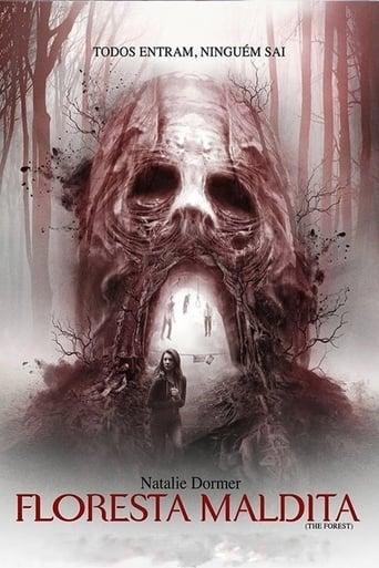 Floresta Maldita - Poster