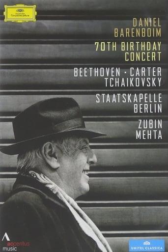 Watch Daniel Barenboim 70th Birthday Concert full movie online 1337x