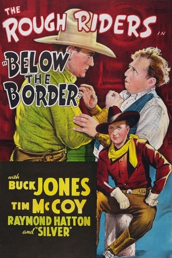 Poster of Below the Border