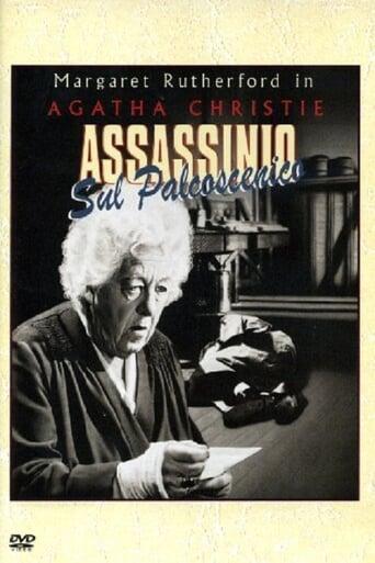 Poster of Assassinio sul palcoscenico