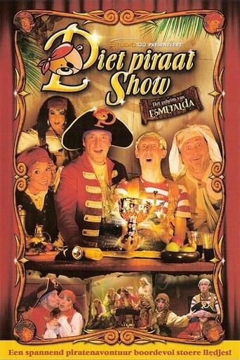 Piet Piraat en het geheim van Esmeralda