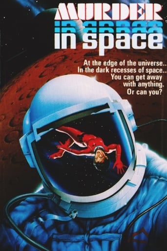 Poster of Murder in Space