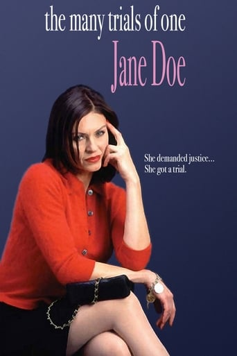 Poster of The Many Trials of One Jane Doe