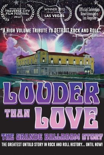 Watch Louder Than Love: The Grande Ballroom Story Online Free Putlocker