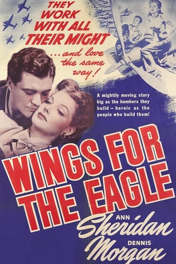 Poster of Wings for the Eagle