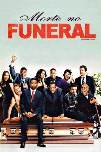 Morte no Funeral - Poster