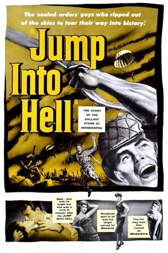 Poster of Jump Into Hell
