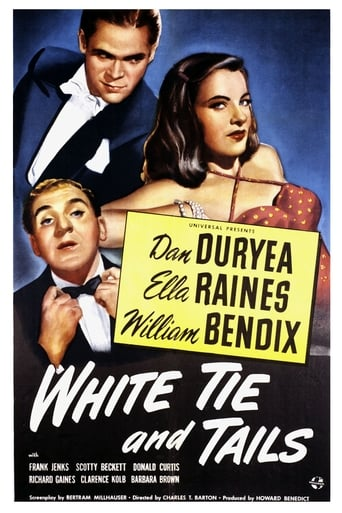 Poster of White Tie and Tails