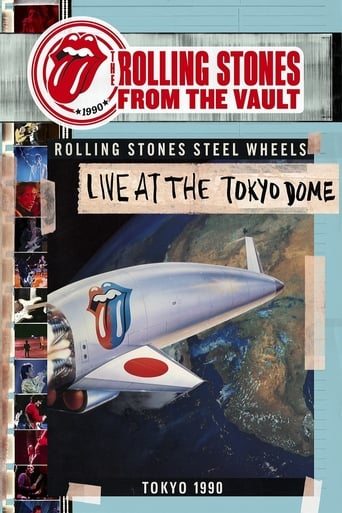 Poster of The Rolling Stones: From The Vault – Live at the Tokyo Dome 1990