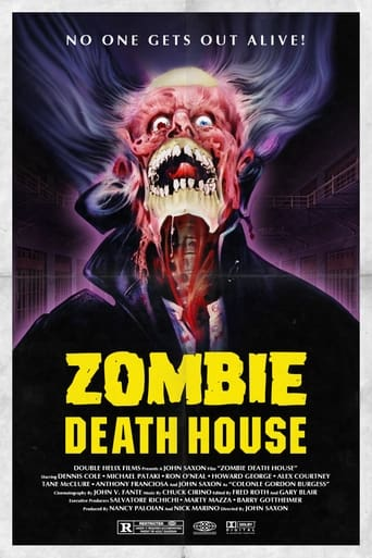 Poster of Zombie Death House
