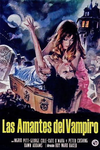 Poster of Las amantes del vampiro