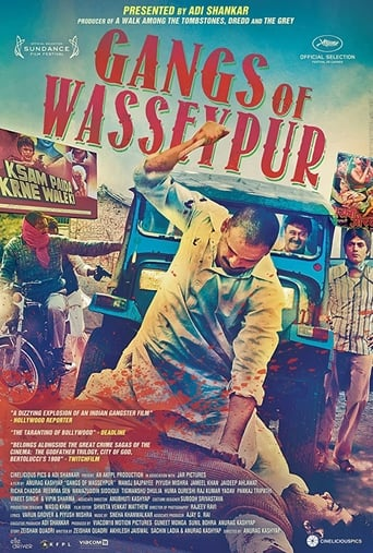 voir film Gangs of Wasseypur - Part 1 streaming vf