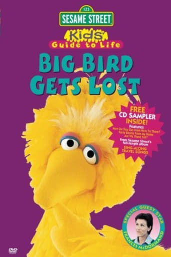 Poster of Sesame Street: Big Bird Gets Lost