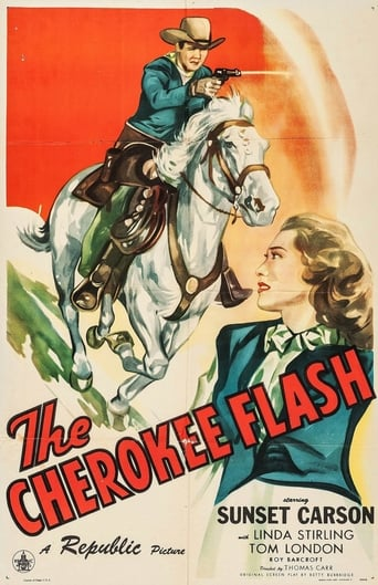 Poster of The Cherokee Flash