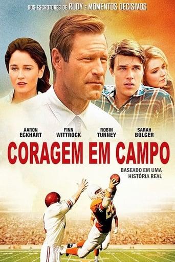 Coragem em Campo - Poster