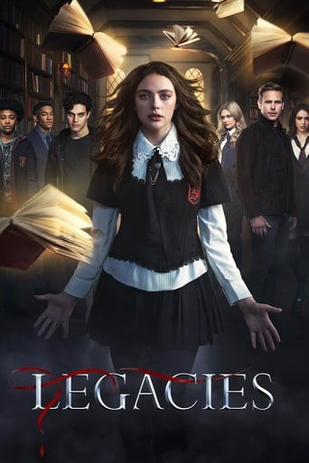 Legacies - TV Series OnLine | Greek Subs
