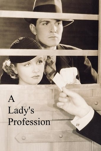 A Lady's Profession Movie Poster
