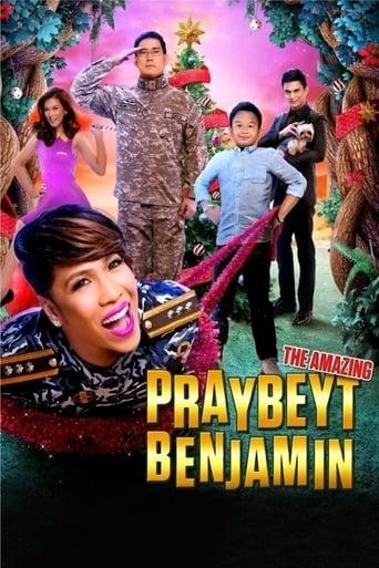 Poster of The Amazing Praybeyt Benjamin