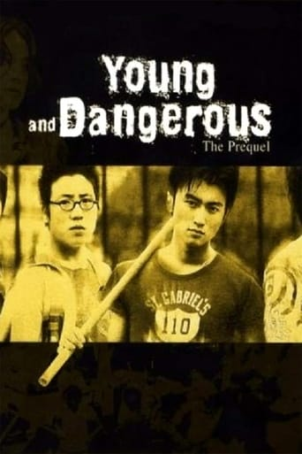 Poster of Young and Dangerous: The Prequel