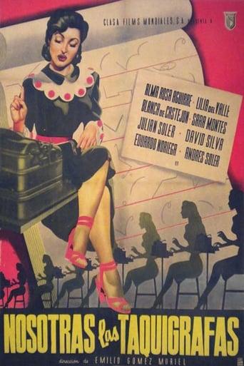 Watch Nosotras, las taquígrafas 1950 full online free