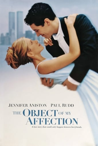 voir film L'Objet de mon affection  (The Object of My Affection) streaming vf