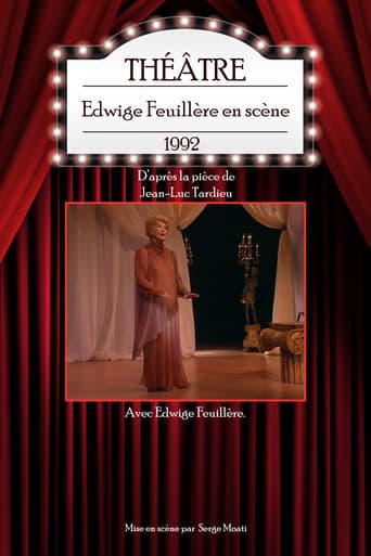 Poster of Edwige Feuillère en scène