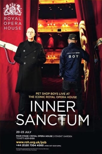 Watch Pet Shop Boys: Inner Sanctum 2018 full online free