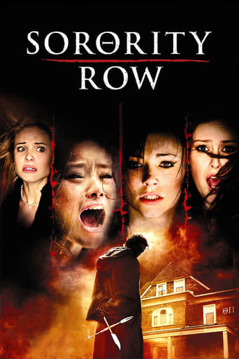 Poster of Sorority Row