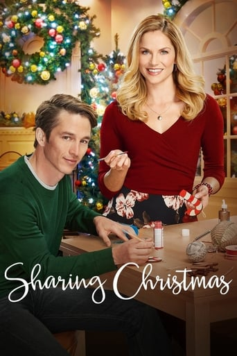 Poster of Sharing Christmas