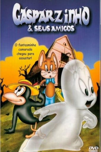 Capitulos de: The Spooktacular New Adventures of Casper