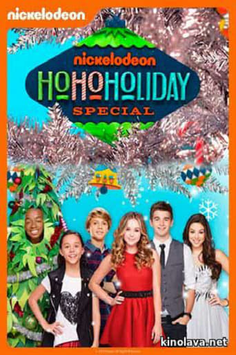 Poster of Nickelodeon's Ho Ho Holiday Special