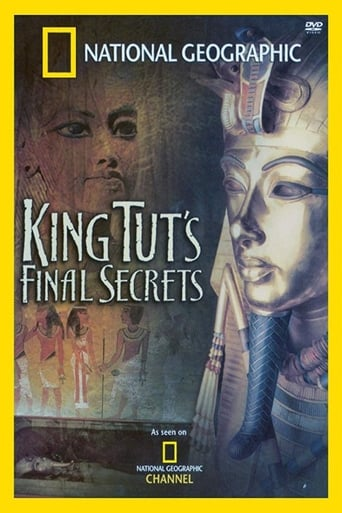Poster of National Geographic Explorer: King Tut's Final Secrets